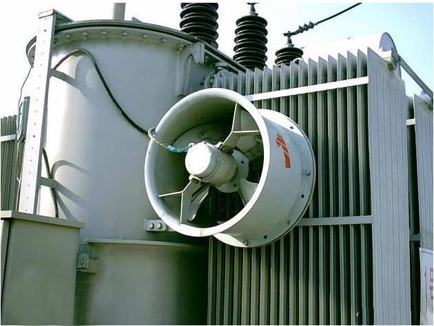 变压器通风改造工程