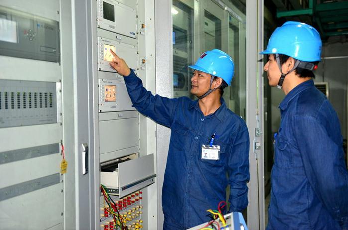 河南省商丘市供电公司宝塔110kV变电站