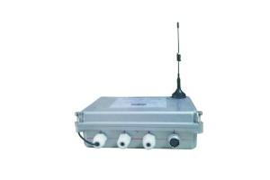 无线高压带电显闭锁装置