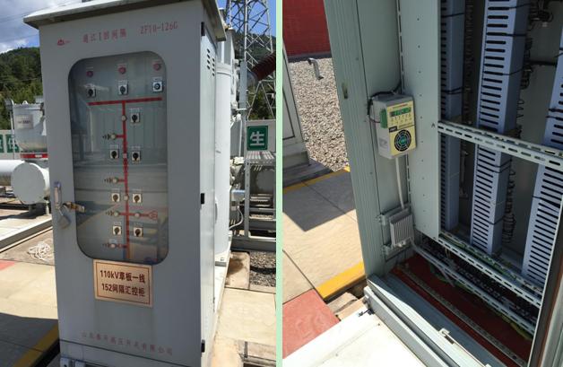 5)主网变电站—总端子箱安装凝露器
