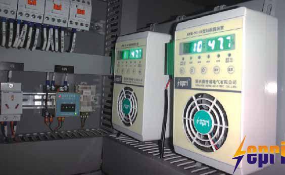 SEPRI-CS-NL(E)型防凝露装置安装后
