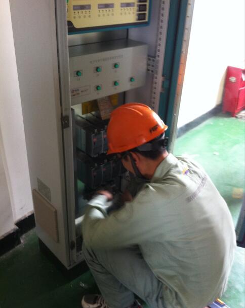 变电站除湿系统安装