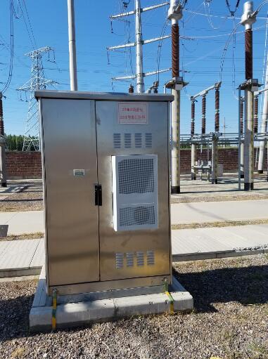 电气柜温控装置