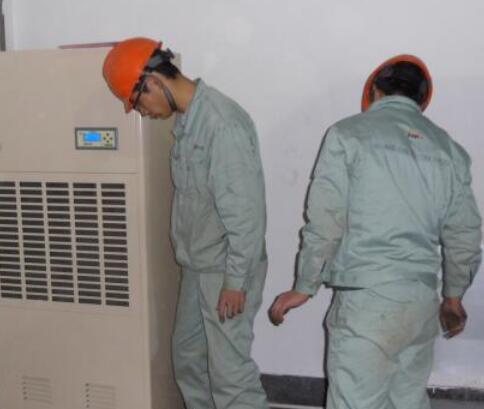 变电站整体除湿案例---苏州某110kV变电站电气环境综合治理